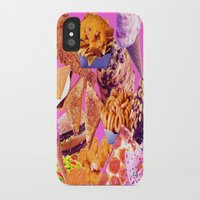junk food iPhone & iPod Cases featuring Junk  by ♡♡Transparent Mess♡♡