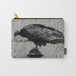 Cemetery Vulture Carry-All Pouch