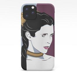 80s Princess Leia Slave Girl iPhone Case