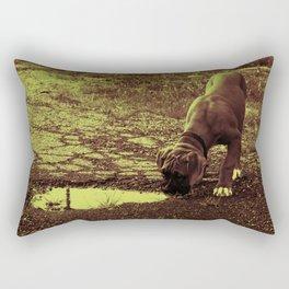 Odie Rectangular Pillow