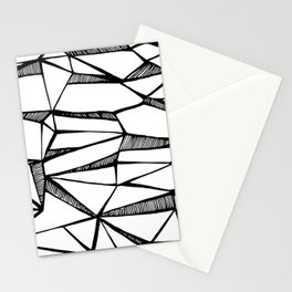 I was never faithful (and I was never one to trust) Stationery Cards