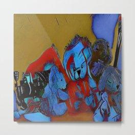 Toy room Metal Print