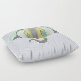 Elephant Gun Floor Pillow