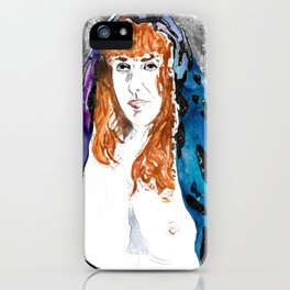 Queen Sof The Universe iPhone Case