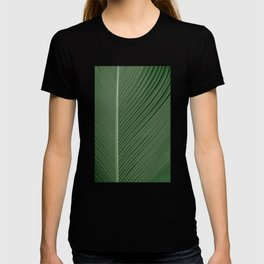 Green Banana Leaf T-shirt