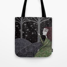 My Winter Stars Tote Bag