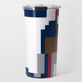 Saquon Barkley Tecmo Bowl Travel Mug