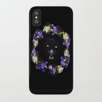 givenchy iPhone & iPod Cases featuring GIVENCHY Panther by V.F.Store