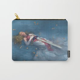 Waters of Time Carry-All Pouch