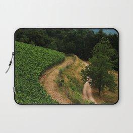 Vineyard Path Laptop Sleeve