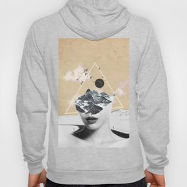 collage art / Wild Nature Hoody