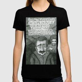 The Previous Loves Of Richard Burnsborough T-shirt