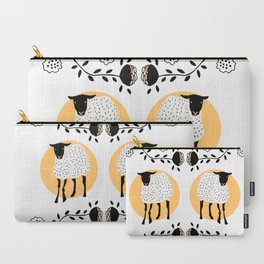 Twins! Lamb Carry-All Pouch