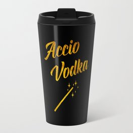 Accio Vodka Travel Mug