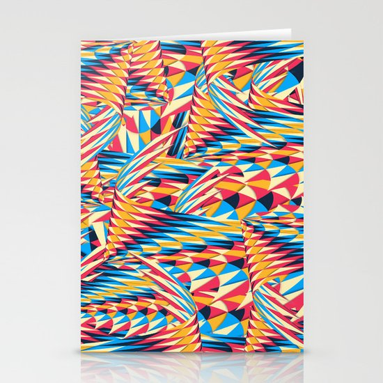Painting Life Stationery Cards