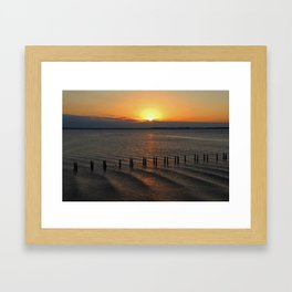 Love Beyond Time Framed Art Print