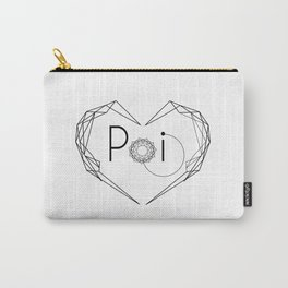 I love POI Carry-All Pouch