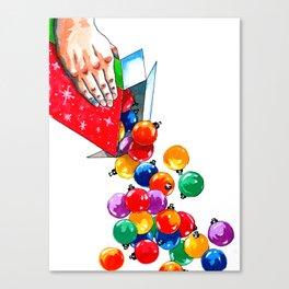 x-ereals Canvas Print