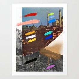 Composition 767 Art Print