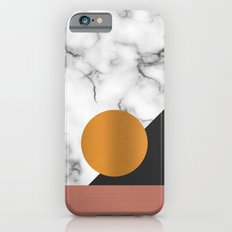 Marble & metals Slim Case iPhone 6