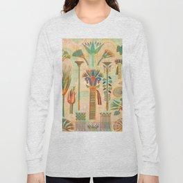 Vintage Egyptian Long Sleeve T-shirt