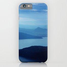 Lac d'Annecy iPhone Case