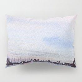 An Oceanside Oasis Pillow Sham