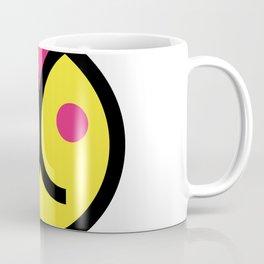 face 3 Coffee Mug