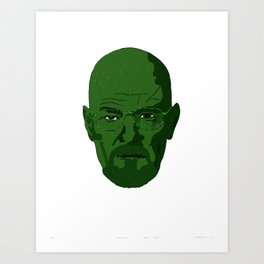 Walter Green Art Print