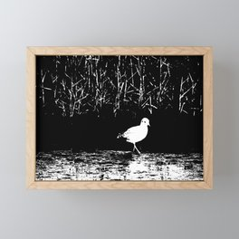STEP by STEP Framed Mini Art Print