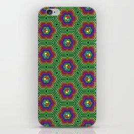 """""""Hexacube"""", by Brock Springstead iPhone Skin"""