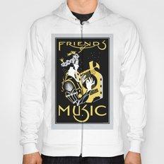 Friends of Music Hoody