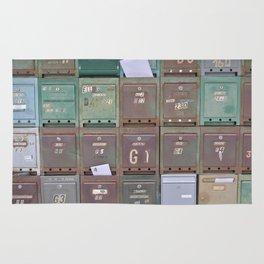 Mailboxes I Rug