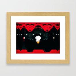 Power Transfer Framed Art Print