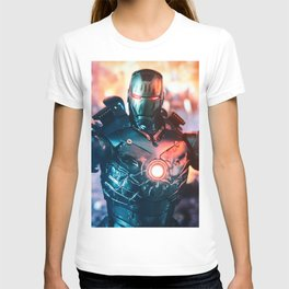 Iron Man mk3 stealth mode T-shirt