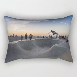 Skateboard Rectangular Pillow