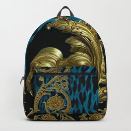 Grand Baroque Panel Backpack