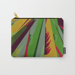 With Leaves Carry-All Pouch
