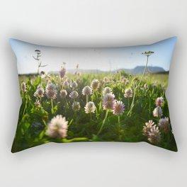 Close picture of Portulaca grandiflora Rectangular Pillow