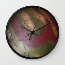 Cresent 2 Wall Clock