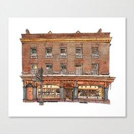 Ryder & Amies, Cambridge, UK Canvas Print