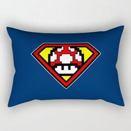 Super Mushroom Rectangular Pillow