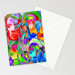 Pop Picasso Stationery Cards