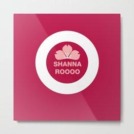 Shannaro Metal Print