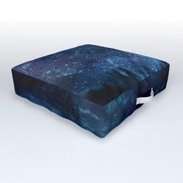 Night Sky Outdoor Floor Cushion