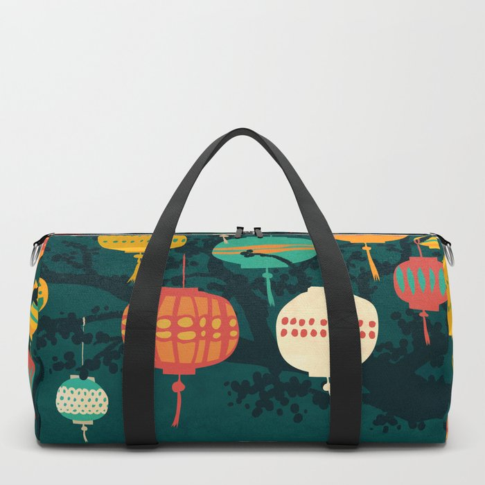Lanterns Duffle Bag
