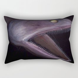 Bioluminescence I Rectangular Pillow