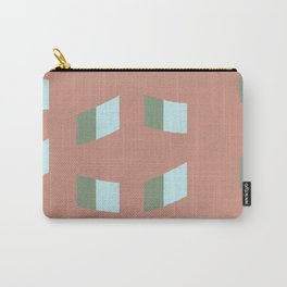 Windows #abstract #pattern #modern Carry-All Pouch