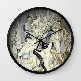 txtoil Wall Clock
