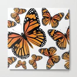 Monarch Butterflies   Monarch Butterfly   Vintage Butterflies   Butterfly Patterns   Metal Print